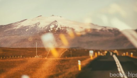 CARRETERAS DE ISLANDIA y normas de conducción (con MAPA)