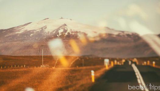 Carreteras de Islandia y normas de conducción