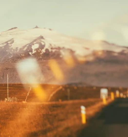 Carreteras islandia Snaefellsness