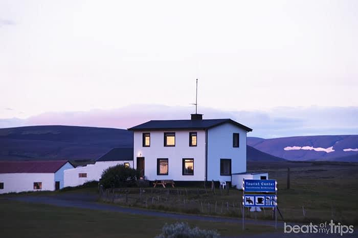 Islandia alojamiento Grimsstadir guesthouse Islandia dormir barato dettifoss lowcost