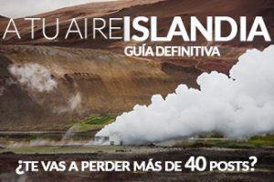 Guia Islandia viajar blog viajes Iceland