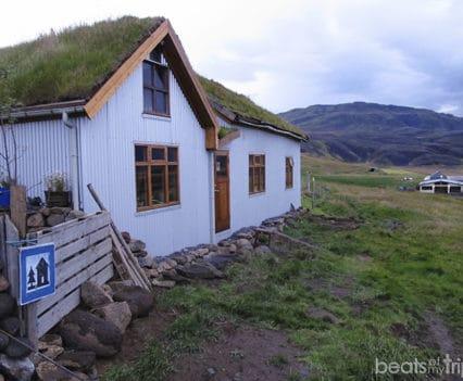 Refugio Fljotsdalur Islandia alojamiento barato bueno viajar Islandia por tu cuenta