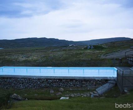 Alojamiento Islandia Fiordos oeste hotel Laugarholl dormir barato Islandia