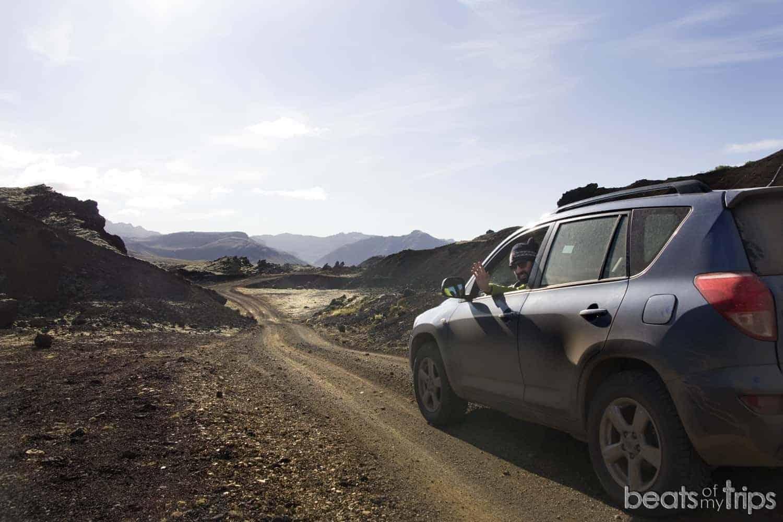 alquiler coche islandia consejos para alquilar coche en Islandia