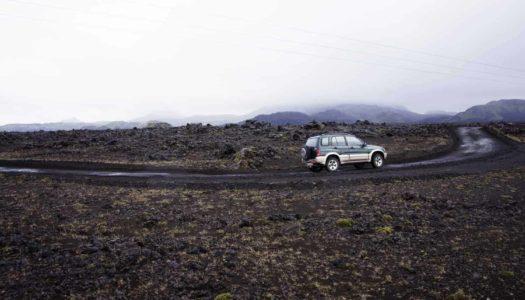 Con qué compañía no alquilar coche en Islandia (parte I)