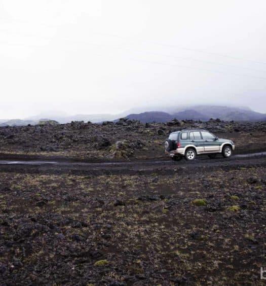 alquiler coche islandia