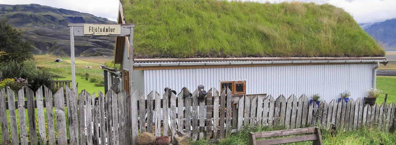 alojamiento Islandia Hostel Fljotsdalur dormir barato Islandia viajar por tu cuenta