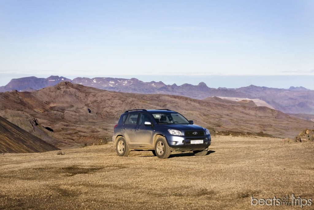 presupuesto Islandia alquilar coche carreteras conducir islandia