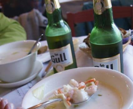 gastronomia Islandia islandesa comer cenar restaurantes blog viajes