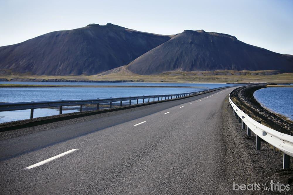 carreteras de Islandia Ring Road mapa de carreteras Islandia conducir Islandia