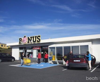 Islandia supermercados baratos bonus comprar comida presupuesto Islandia cuando ir islandia