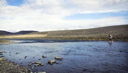 Guía para vadear ríos en Islandia, atrévete!
