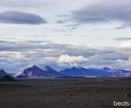 Carretera F905 Tierras Altas Islandia