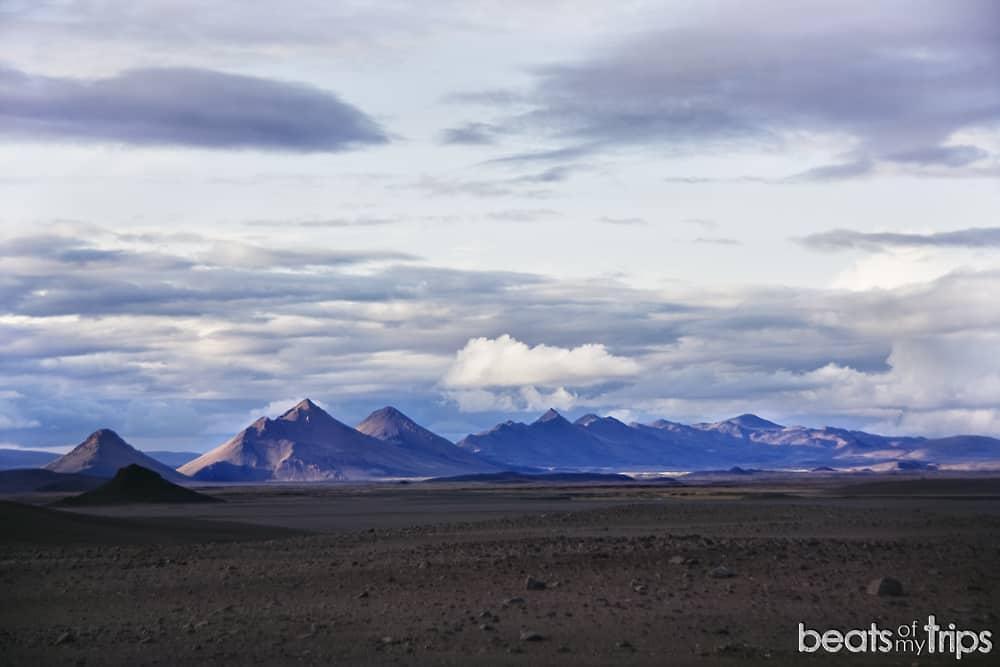 Carretera F905 Tierras Altas Highlands Islandia qué ver