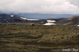 caldera Askja