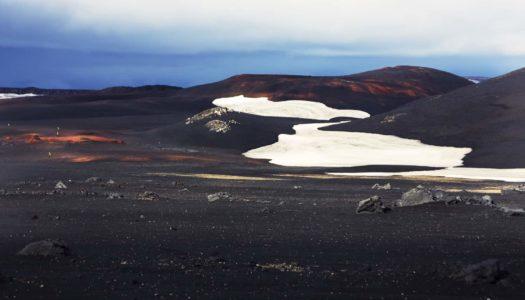 Islandia 5. Askja, viaje al centro de la Tierra