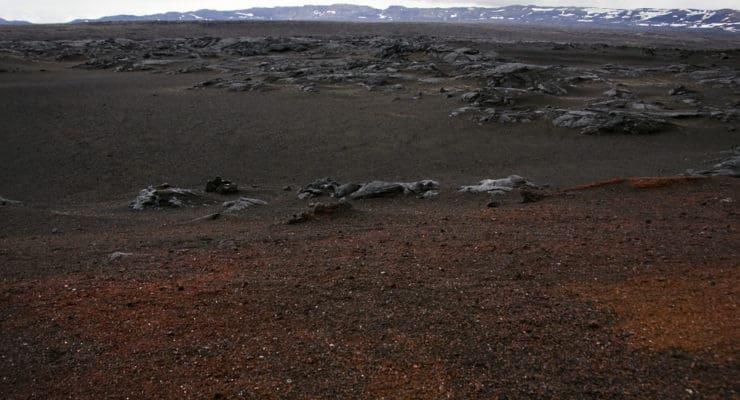 Caldera Askja Islandia qué hacer excursión Highlands