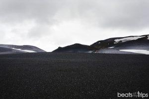 Askja Caldera en Tierras Altas