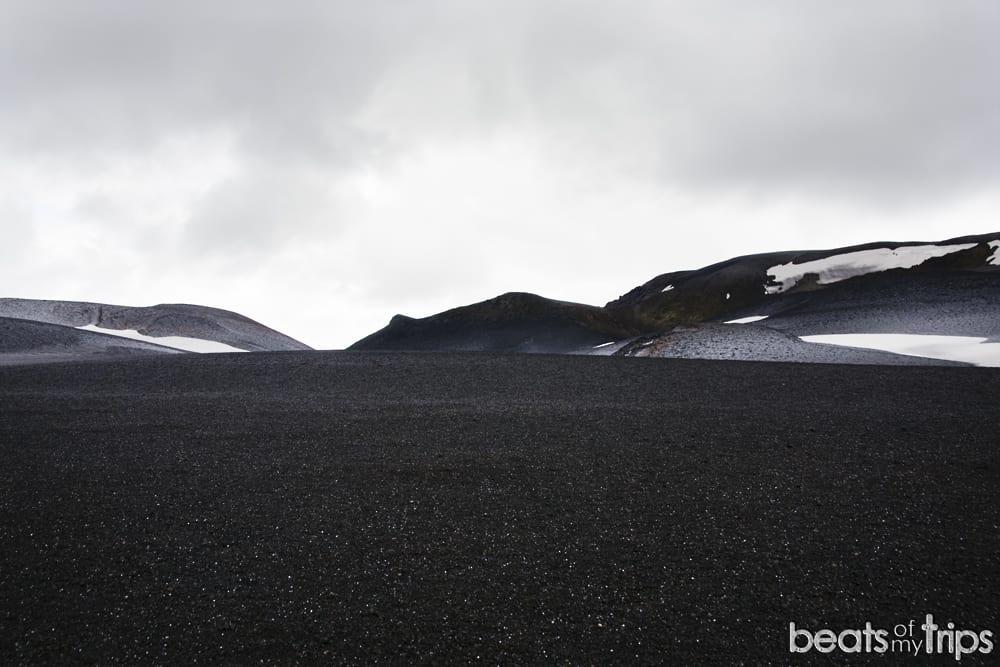 Askja Caldera Highlands Islandia