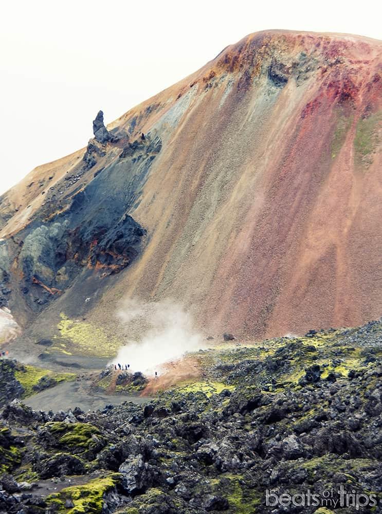 Brennisteinsalda Landmannalaugar como Vadear ríos Tierras Altas Islandia F roads Carreteras de montaña Islandia blog viajes