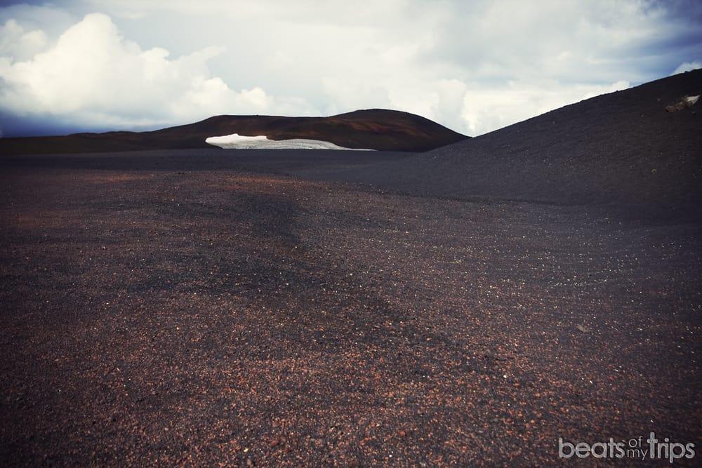 Askja caldera Islandia crater volcan qué ver
