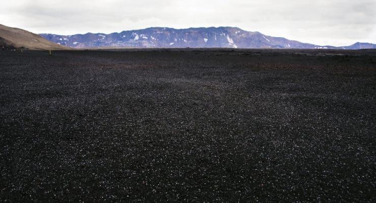 Askja volcan Islandia carreteras F