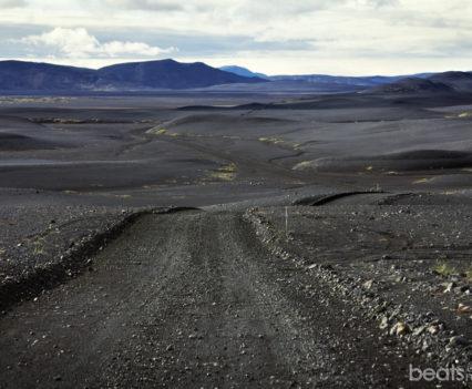 Askja Islandia Highlands paisajes lunares luna viajar askja por tu cuenta