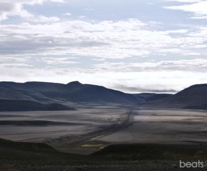 Askja Islandia Tierras Altas interior centro Islandia viajar por tu cuenta 4x4 todoterreno