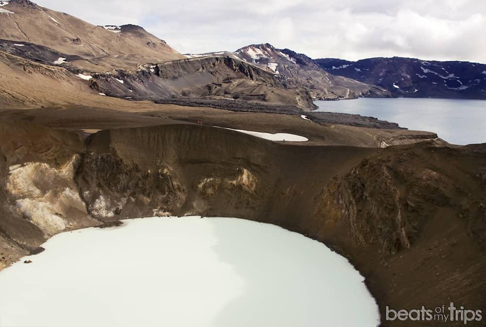 Crater Viti Askja