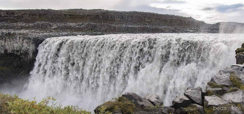 Dettifoss Islandia viajar Islandia