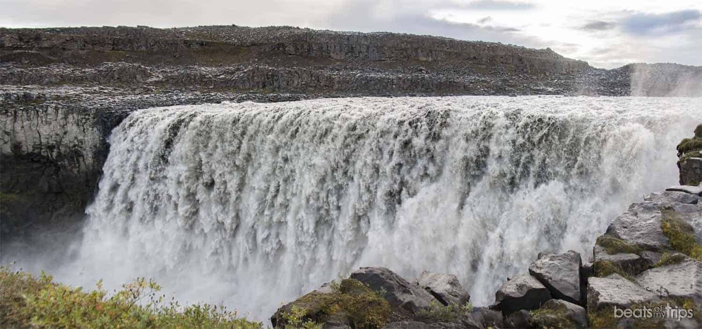 Dettifoss Islandia viajar Islandia prepara viaje por libre Islandia