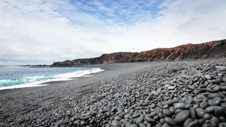 PLaya Djupalonssandur peninsula Snaefellsnes que ver Islandia
