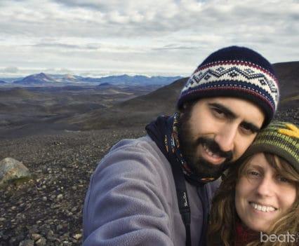 Carretera 905 Askja conducir Tierras Altas Highlands Islandia por tu cuenta