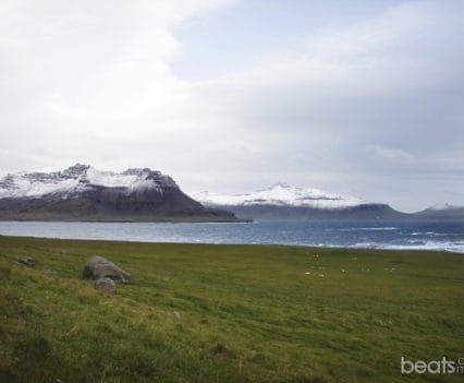 Fiordos del oeste norte Islandia