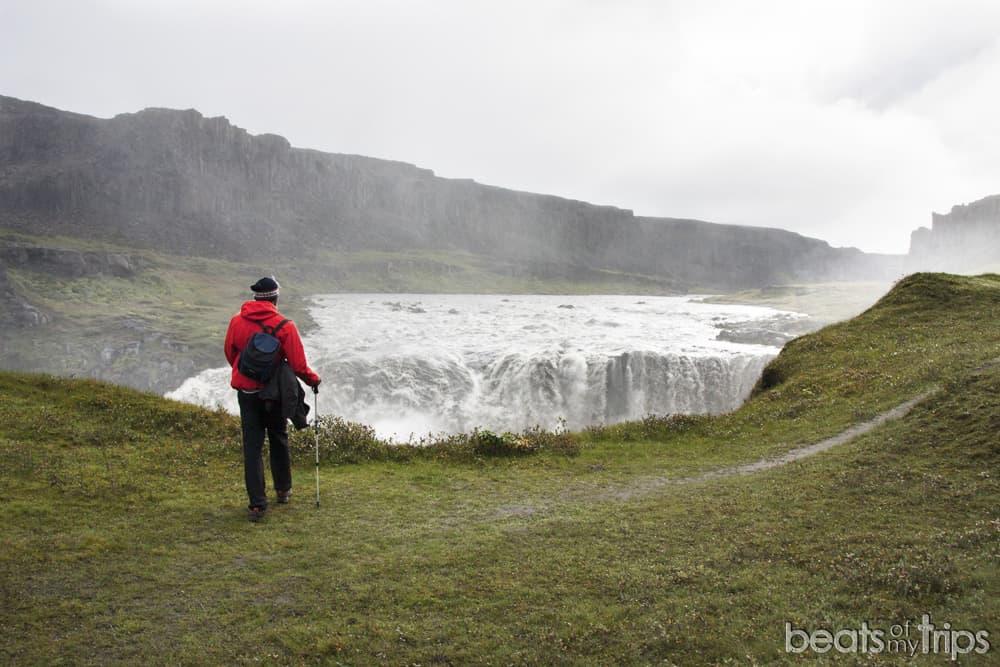 Hafragilsfoss, trekking desde Dettifoss