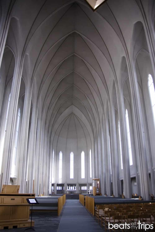 iglesia Hallgrímskirkja Reykjavík qué ver Islandia blog viajes