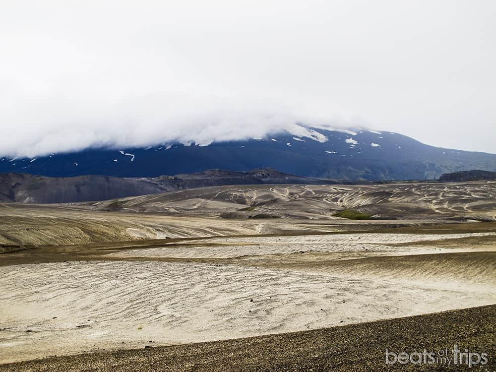Volcán Hekla Islandia