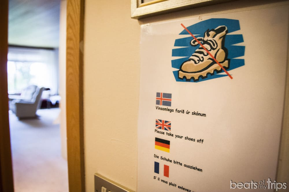 Guesthouse alojamiento Islandia donde dormir barato Islandia hostel backpacker