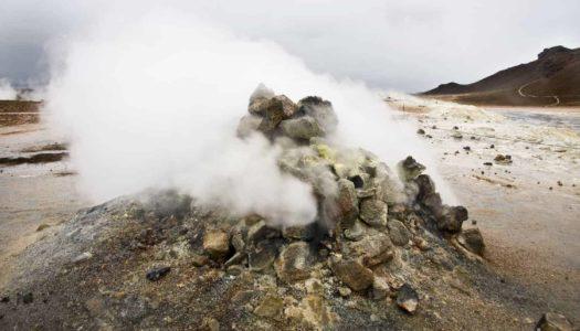 Islandia 7. Krafla, Hverir, Stóra-Víti… y fumarolas a montón