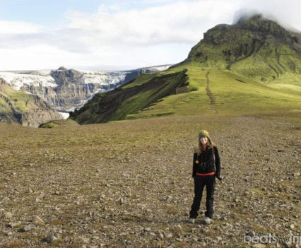 Kristinartindar Islandia Skaftafell viajar a Islandia a tu aire trekking Islandia maleta qué llevar Islandia