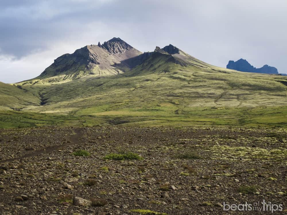Kristinartindar Islandia Skaftafell viajar a Islandia a tu aire por libre trekking Islandia