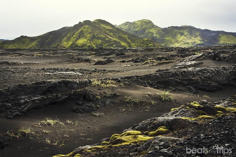Landmannalaugar Highlands cuando viajar islandia preparar viaje