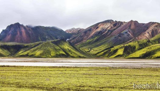 Islandia 2. Landmannalaugar ¿Te vas a ir sin ver las montañas de colores?