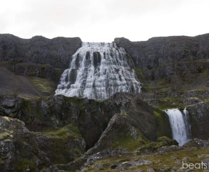 Cascada Dynjandi Islandia Fjallfoss fiordos oeste Islandia viaje a Islandia viajar por tu cuenta fiordos del oeste