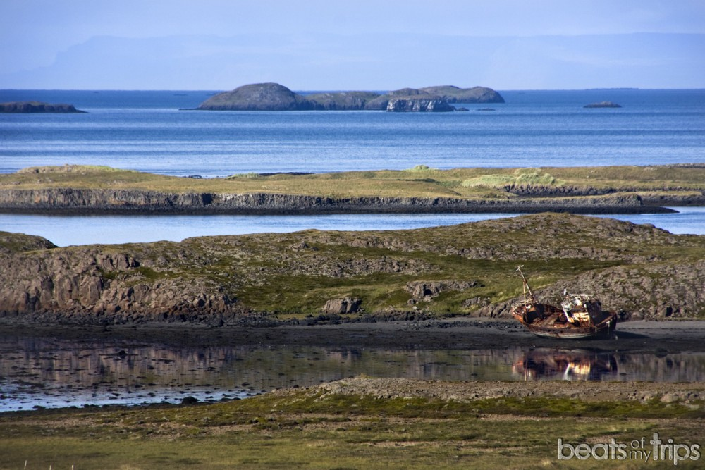 Península Snaefellsnes peninsula Snæfellsnes Islandia viajar por libre a Islandia blog viajes