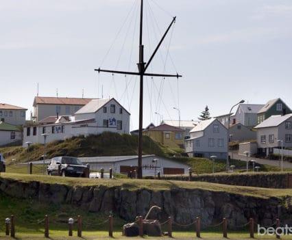 Stykkishólmur peninsula Snæfellsnes Península Snaefellsnes Islandia viajar por libre a Islandia blog viajes