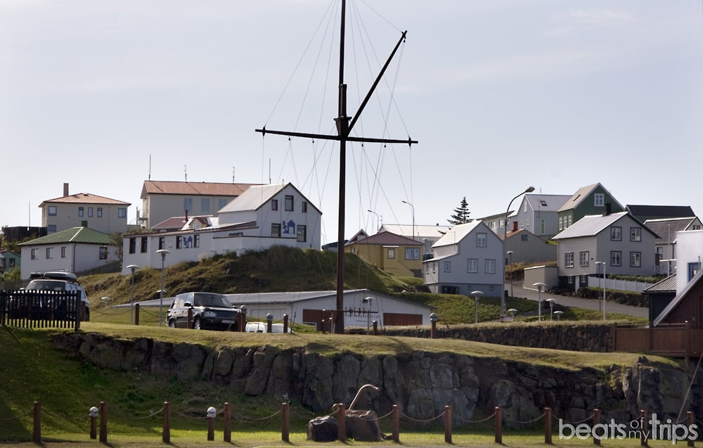 Stykkishólmur peninsula Snæfellsnes Península Snaefellsnes Islandia viajar por libre
