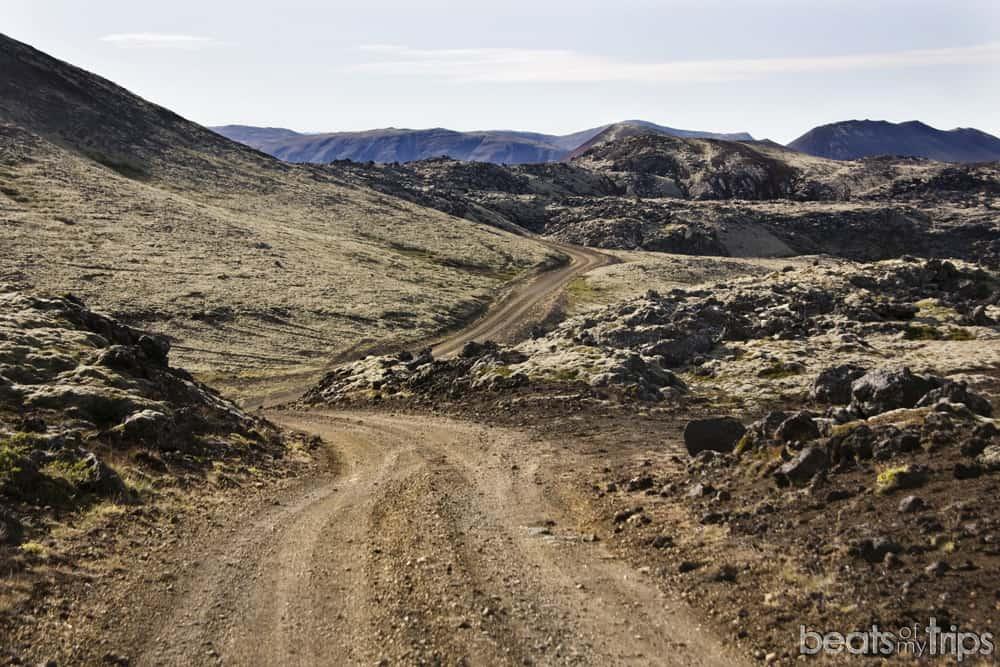 cómo llegar berserkjahraun campo lava Snaefellsnes cómo llegar Parque nacional Snaefellsjokull