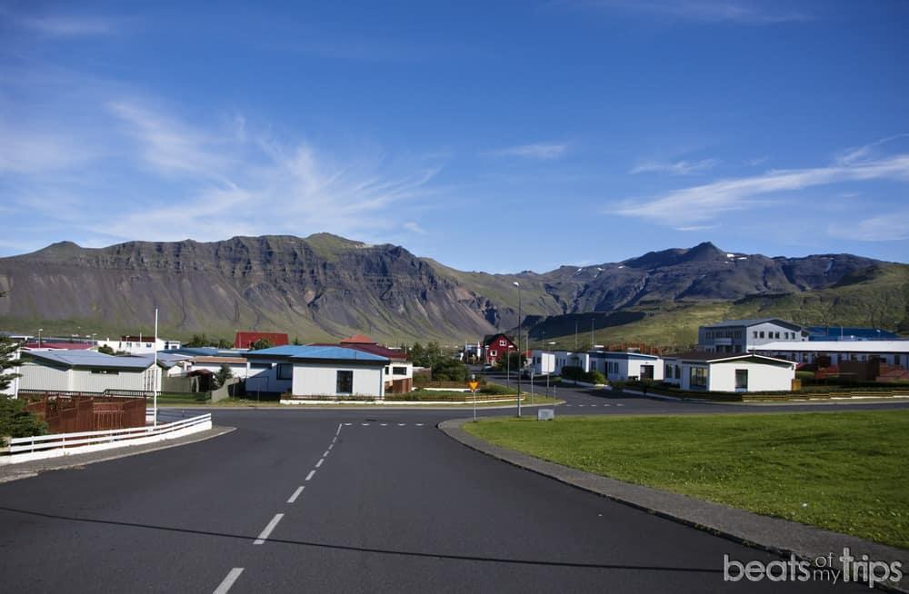 Grundarfjördur Snaefellsnes Península Snæfellsnes Grundarfoss Islandia cascada