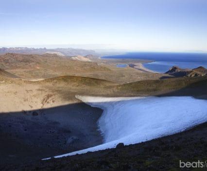 Snaefellsjokull julio verne volcán glaciar peninsula Snaefellsnes península